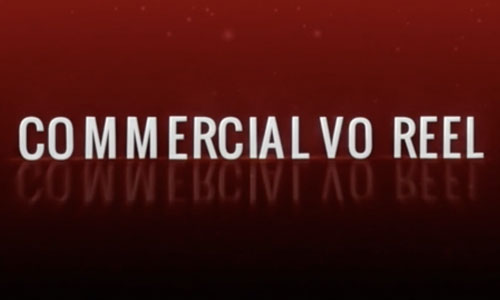 Commercial-VO-Reel